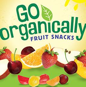 go organically