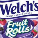 welchs fruit snacks fruit rolls